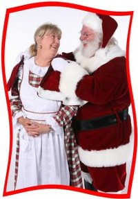 Mr. and Mrs. Claus Costumes
